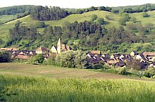 Seleuș, Evangelical church, Photo: Horváth Péter