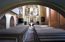 Evangelical fortified church, Valchid , Photo: Andreea Grosoșiu