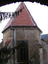 Evangélikus erődtemplom, Váldhíd , Fotó: Bogdan Bălăban