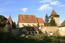 Evangelical fortified church, Valchid , Photo: Tudor Seulean
