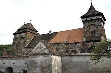 Valea Viilor, Evangelical fortified church, Photo: Andreea Grosoșiu