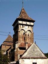 Valea Viilor, Biserica Evanghelică fortificată, Foto: Fejes István