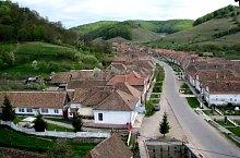 Valea Viilor, Biserica Evanghelică fortificată, Foto: Andreea Grosoșiu