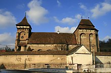 Valea Viilor, Evangelical fortified church, Photo: Tudor Seulean