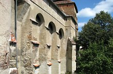 Valea Viilor, Biserica Evanghelică fortificată, Foto: Jakabffy Tamás