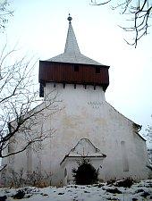 Cetatea de Baltă, Biserica reformată, Foto: Bardócz Csaba