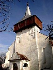Cetatea de Baltă, Biserica reformată, Foto: Bethlen Gábor