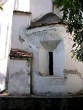Cetatea de Baltă, Biserica reformată, Foto: Andrei Popa
