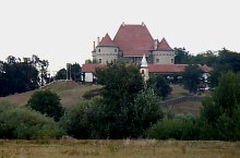 Cetatea de Balta, Bethlen-Haller castle, Photo: Haba Tünde