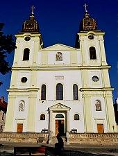 Balázsfalva, Görög katolikus katedrális, Fotó: Țecu Mircea Rareș