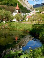 Ramet Monastery, Valea Mănăstirii , Photo: WR