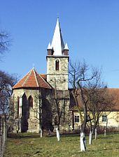 Biserica catolică, Foto: Barth Ottó
