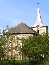 Biserica reformată, Foto: Szabó Tibor