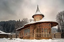 Manastirea Voronet, Gura Humorului , Foto: Adi Lena
