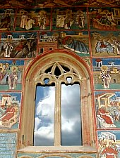 Manastirea Voronet, Gura Humorului , Foto: Lavinia Plătică