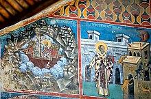 Manastirea Voronet, Gura Humorului , Foto: Silviu Cluci
