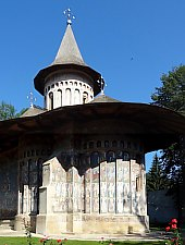 Manastirea Voronet, Gura Humorului , Foto: Csiffary Gabriella