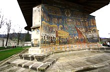 Manastirea Voronet, Gura Humorului , Foto: Iulius Carebia