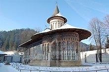 Manastirea Voronet, Gura Humorului , Foto: Dstefanescu