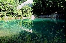 Lacul Albastru, Baia Sprie , Foto: Nagy Anna