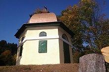 Capela Sfanta Cruce, Cavnic , Foto: László Rezső
