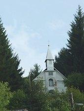 Capela Kalvaria, Cavnic , Foto: László Rezső