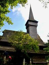 Biserica de lemn, Desesti , Foto: WR