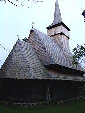 Biserica de lemn, Feresti , Foto: Țecu Mircea Rareș