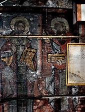 Biserica de lemn, Manastirea , Foto: WR