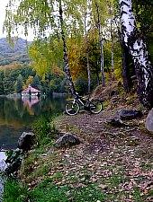 Lacul Bodi Mogosa, DN18 Sighetu Marmatiei-Baia Mare, Foto: Emanuel Tivadar