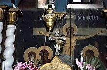Vidám temetői templom, Szaplonca