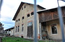 Moara veche, Sarasau , Foto: WR