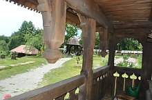 Wooden Church, Șurdești , Photo: WR