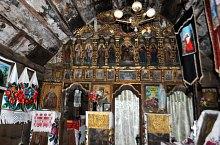 Régi templom, Dióshalom , Fotó: WR