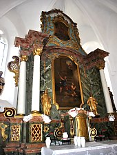Katolikus templom, Giródtótfalu , Fotó: WR