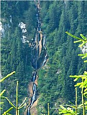 Cascada Cailor, Tautii de Sus , Foto: Robert&Mihaela Dogaru
