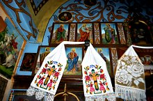 Biserica ortodoxa, Berinta , Foto: WR