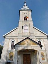 Cărbunari, Biserica ortodoxă, Foto: WR