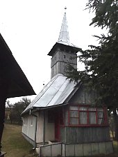 Wooden church, Dealul Corbului , Photo: Vicențiu Florian