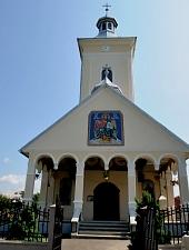 Biserica ortodoxa, Dumbravita , Foto: WR