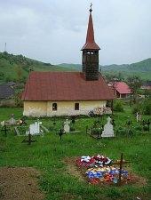 Wooden church, Fântânele , Photo: Țecu Mircea Rareș