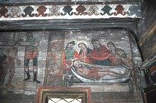 Biserica de lemn, Inau , Foto: Țecu Mircea Rareș