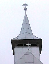Biserica de lemn, Intrerauri , Foto: pr. Florian Vasile