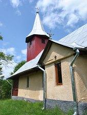 Wooden church, Leurda , Photo: WR