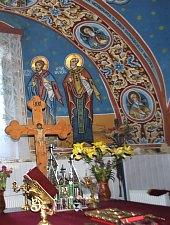 Biserica ortodoxa, Magoaja , Foto: WR