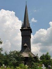 Wooden church, Plopiș , Photo: WR