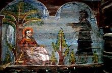 Biserica de lemn, Stoiceni , Foto: WR