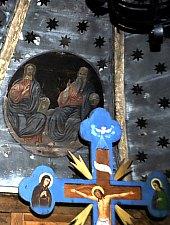 Biserica de lemn, Valea Caseiuluii , Foto: WR