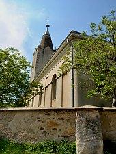 Biserica reformata, Apa , Foto: WR