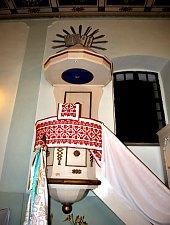 Református templom, Kisábony , Fotó: WR